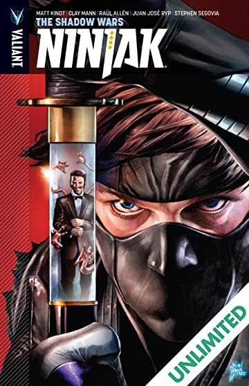 Ninjak (2015- ) Vol. 2: The Shadow Wars
